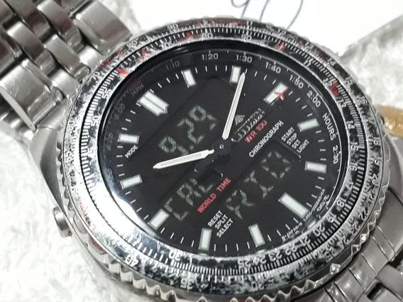Relógio Citizen C 460 - Lindo (nv) !