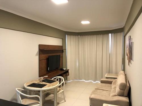 Flat Para Alugar, 48 M² Por R$ 2.600,00/mês - Centro - Campinas/sp - Fl0012