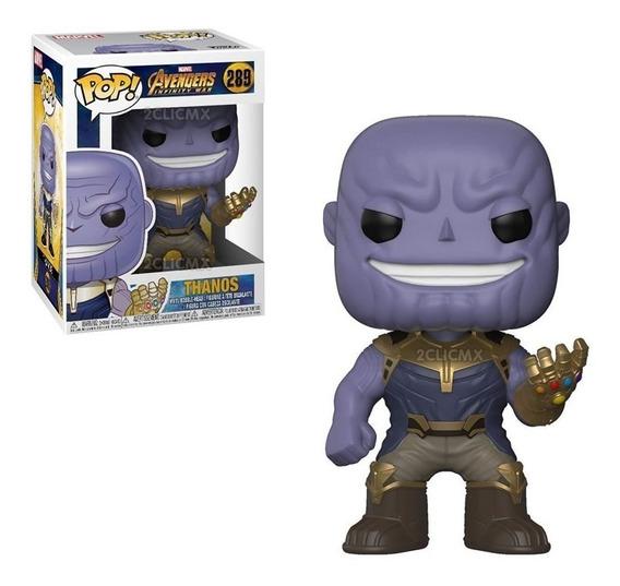 Funko Pop Marvel Thanos Avengers Infinity War