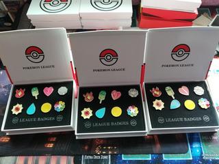 Pokemon Medallas Kanto