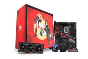 Computadora Pc Gamer Core I5 8gb Video 120ssd 1tb 80+ Nuka