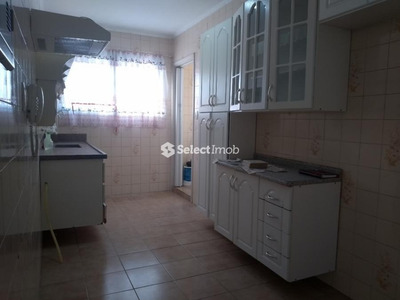Apto. 64 M² -vila Bocaina Mauá - 2 Dormitórios. - Ap0086