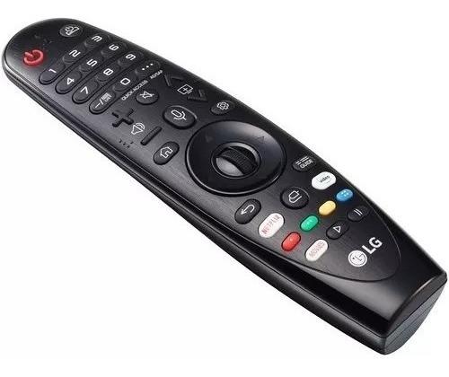 Controle Remoto Magic 49um731c0sa 49um7300 Tv LG Smart