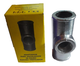 Adaptacion Para Bulbo De Electro 32mm Aluminio