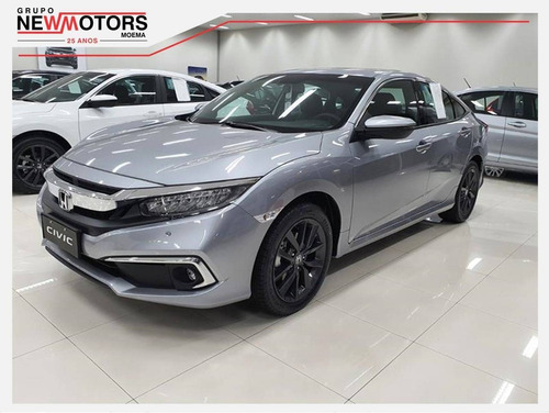 Imagem 1 de 12 de Honda Civic 2.0 16v Flexone Exl 4p Cvt