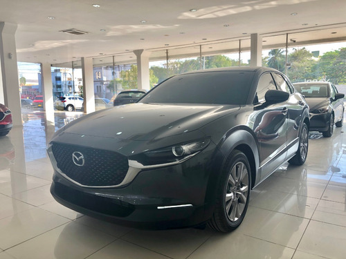 Mazda Cx30 Touring 2.0 At  2021 Machine Gray