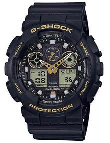 Relógio Casio G-shock Ga-100gbx-1a9dr - Garantia Casio Brasi