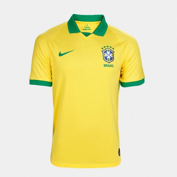 Camisa Seleção Brasileira Copa América 2019