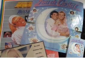 Xuxa - Pôsters (sxcba + Lua De Cristal) + Vhs Lua De Cristal