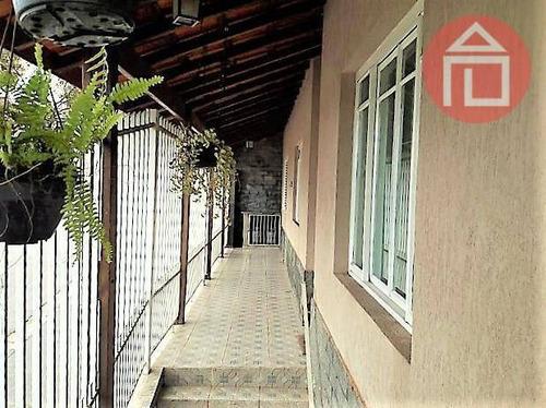 Casa Com 3 Dormitórios À Venda, 90 M² Por R$ 380.000,00 - Parque Brasil - Bragança Paulista/sp - Ca2654