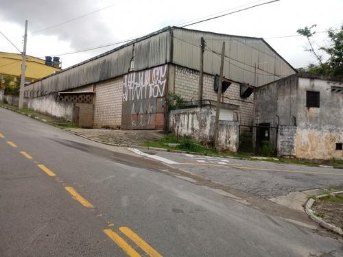 Imagem 1 de 6 de Galpão Industrial Barueri - Sp - Jardim Flórida - 632