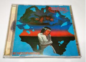 Cd Sepultura Schizophrenia Cogumelo Records Usado