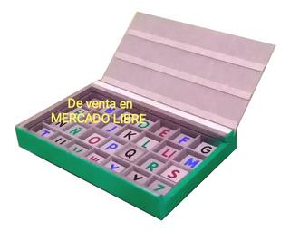 Albafeto Movil Letras Alfabeticon Abecedario