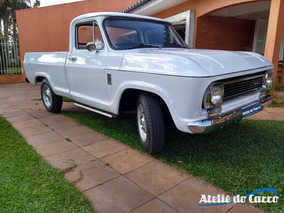 Chevrolet Pick Up C-10 1975 Toda Original - Espetacular!