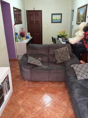Apartamento-à Venda-cascadura-rio De Janeiro - Cbap20037