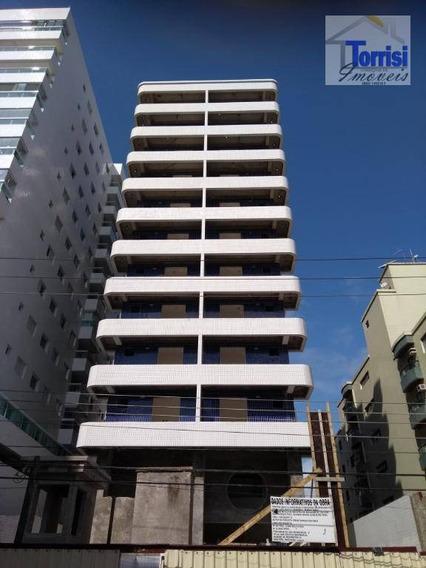 Apartamento Em Praia Grande, 02 Dormitórios, Canto Do Forte Ap1715 - Ap1715
