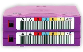 Etiquetas Lto Personalizadas Con Su Codigo En Plancha X 20