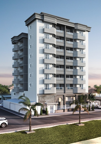 Lindo Apartamento De Frente Para A Praia | 01 Suíte + 02 | 104 M² Privativos - Sa00352 - 32956078