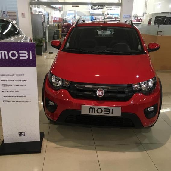 Fiat Mobi 1.0 Way 0km 2019 Anticipo Oportunidad