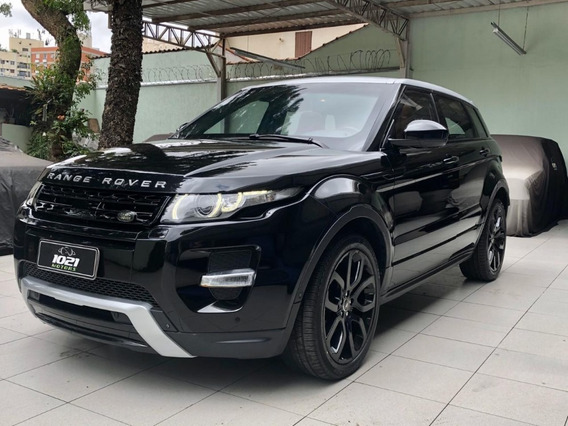 Land Rover Range Rover Evoque 2.0 Dynamic Tech - 2013/2014