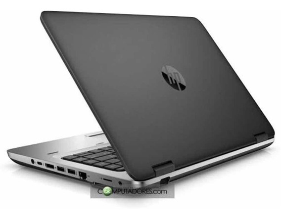 Notebook 14 Hp 640 G2 I7- Amd Radeon R7 M365x(2gb Gddr5)