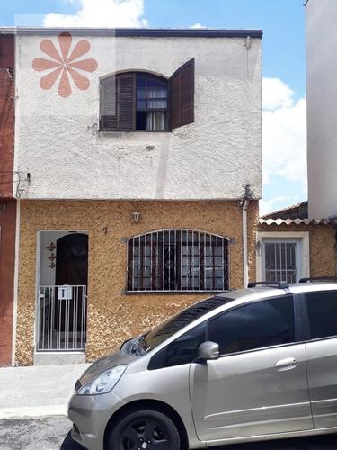 Imagem 1 de 15 de Casa Em Penha De França  -  São Paulo - 5502