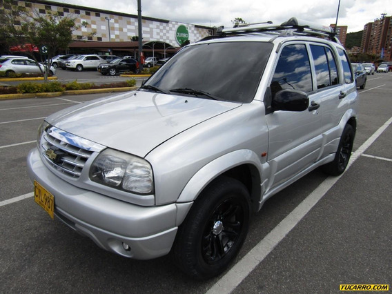 Chevrolet Grand Vitara Mt 2000cc Aa 4x2