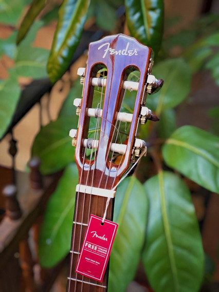Fender Cn-140sce Nat