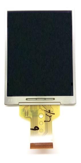 Display Lcd Câmera Sony Dsc-w320 W350 W510 W530 W610 W630