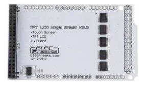 Shield Junção Acoplamento Do Tft Lcd 3.2 __ Do Arduino Mega