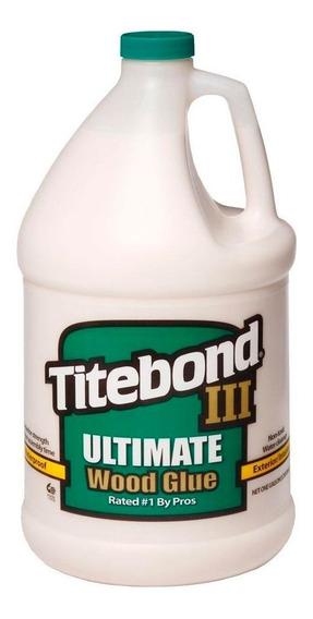 Cola Para Madeira Ill Ultimate Wood Glue Titebond 4,1 Kg