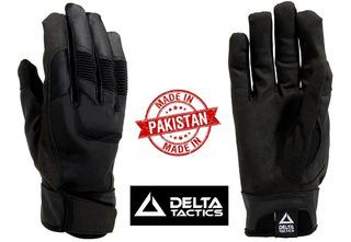 Luva Tática Delta Tactics Combat Preta Dtx 1ª Linha Pakistan
