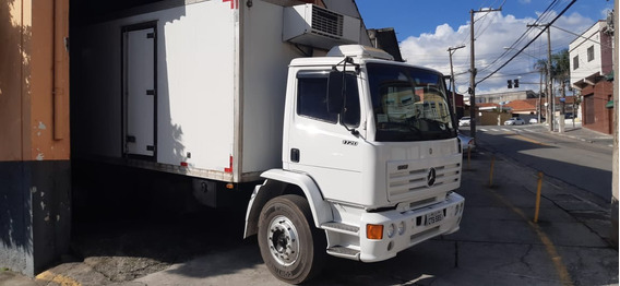 Mb 1720 Truck Refrigerado 1999
