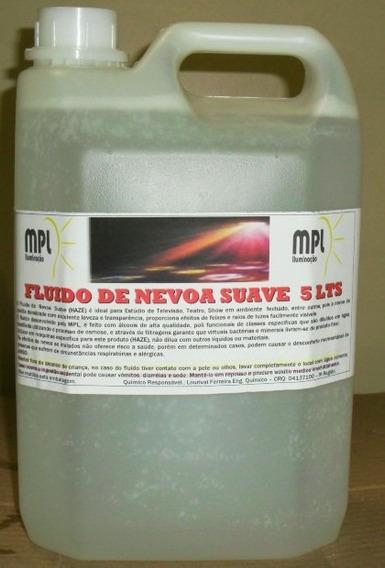 Líquido / Fluído Para Maquina De Haze 5 Litros