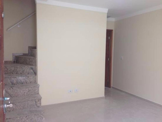Sobrado Residencial Em São Paulo - Sp - So0080_prst
