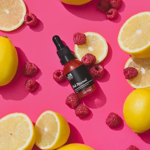 Xarope Para Drinks Begin Spices - Pink Lemonade (30ml)