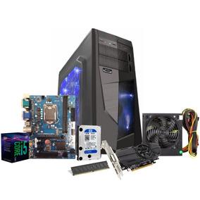 Pc Gamer Intel Core I5 8400 Ddr4 8gb Hd 1tb Gtx 1050 2gb
