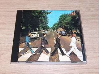 The Beatles - Abbey Road Cd 1era Prensa Cartney Lennon P78