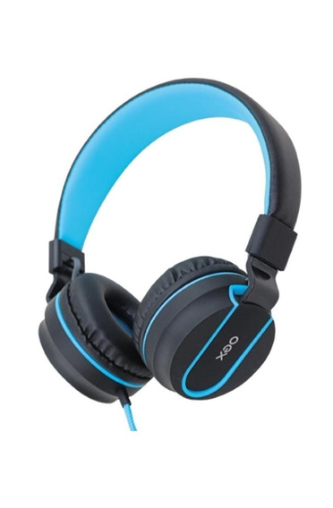 Fone De Ouvido Headphone Oex Neon Dobravel Hs-106