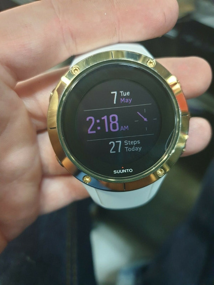 Suunto Spartan Trainer Gold Wrist Hr + Smart Sensor Hr