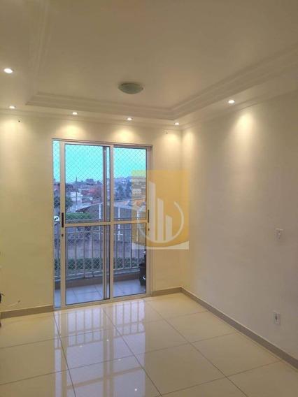Apartamento Com 2 Dormitórios À Venda, 50 M² Por R$ 190.000,00 - Jardim São Miguel - Ferraz De Vasconcelos/sp - Ap0173