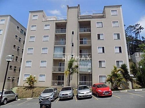 Apartamento Com 2 Quartos Em Condominio Com Área De Lazer Na Granja Viana - Cotia/sp - Ap1116