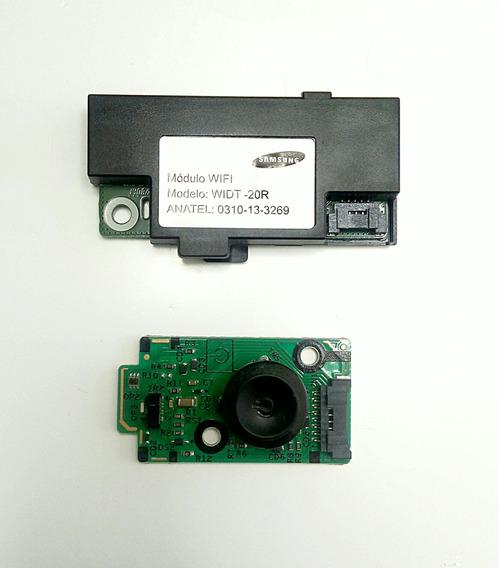 Placa Wifi + Comandos Tv Samsung Un50fh5303g