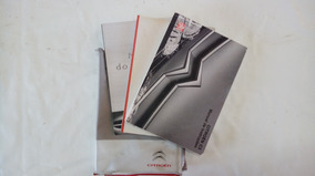 Kit De Manuais Do Citroen C5 Tourer 2011