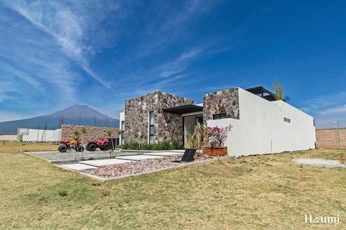 Residencia Con Alberca En Venta En Atlixco