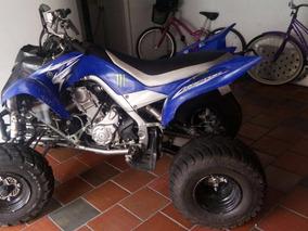 Yamaha Raptor 700r Azul 2008 Unico Dueño