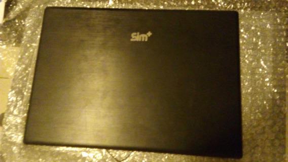 Carcaça Completa De Notebook Positivo Sim+ 1455m...