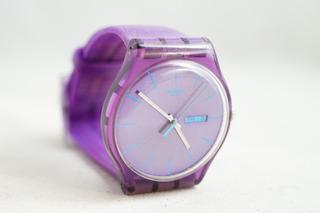 Reloj Swatch Violeta