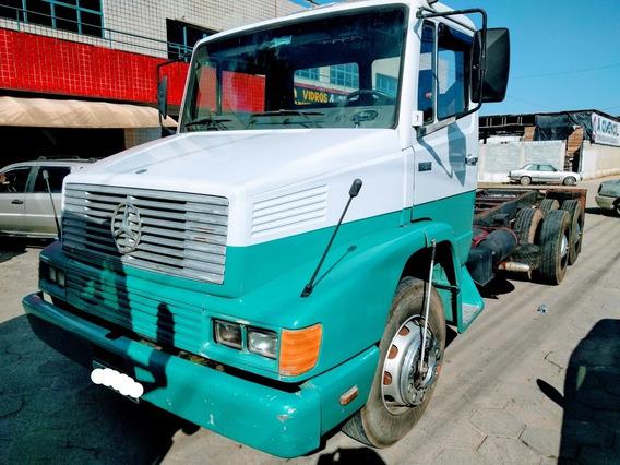 Mercedes-benz L 1218 3 Eixos