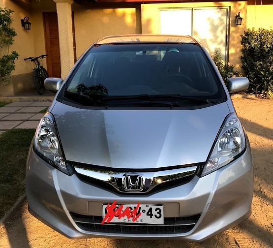 2014 Honda Fit 1.3 Lx Auto2014 Honda Fit 1.3 Lx Auto